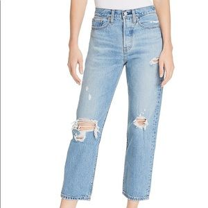 Wedgie straight jeans 💫